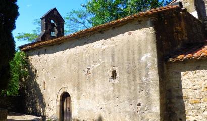Chapelle Saint-Martin de Fenollar - Maureillas Las Illas