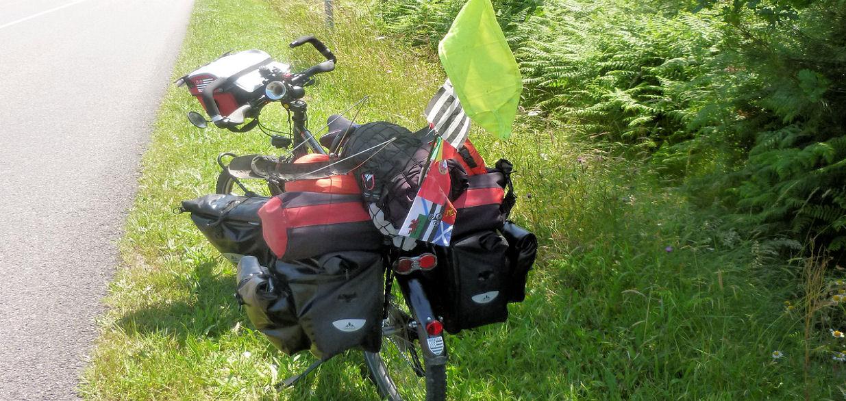 Cyclotourisme Voie Verte - Pyrénées Orientales