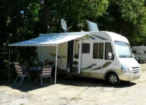 Aire Camping Car - Camping Maureillas