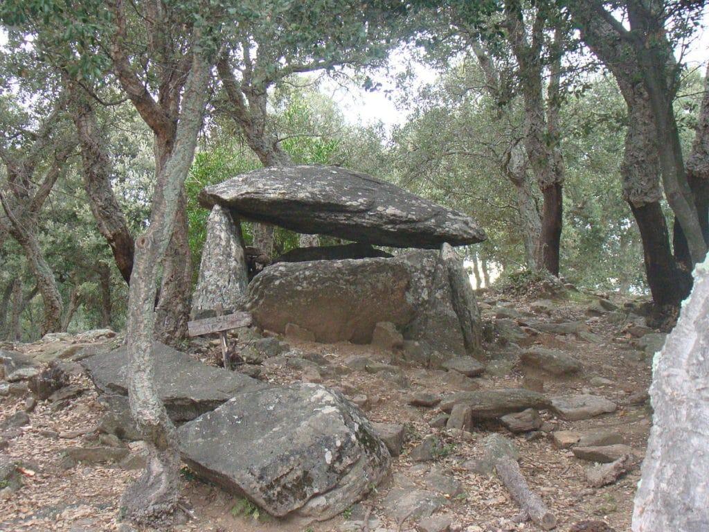 dolmen de la Siureda - Maureillas Las Illas