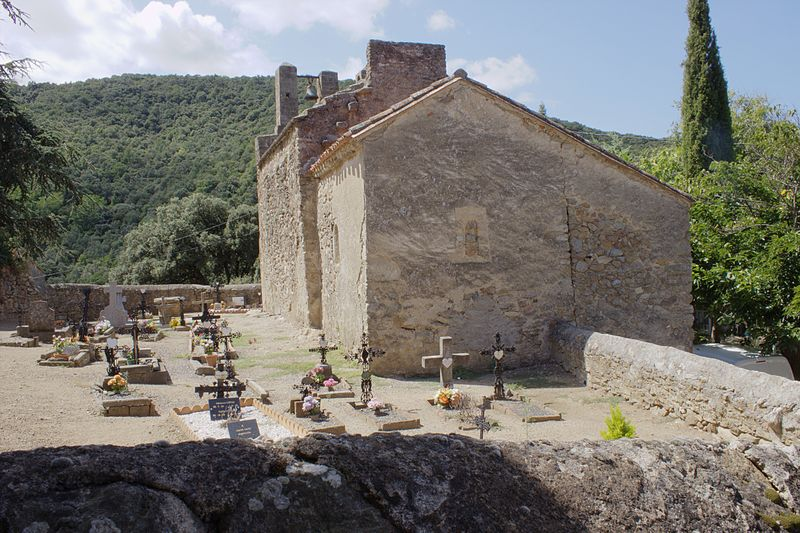 Eglise St Michel de Riunogues - Maureillas Las Illas