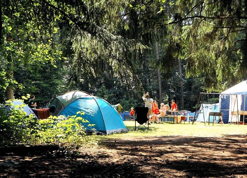 Location emplacements tentes - Camping Maureillas