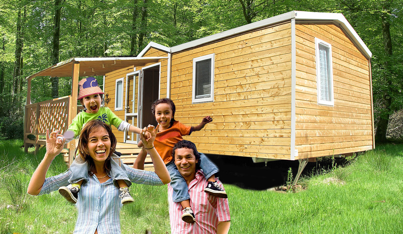 Location Chalets & Mobilhome - Camping Maureillas