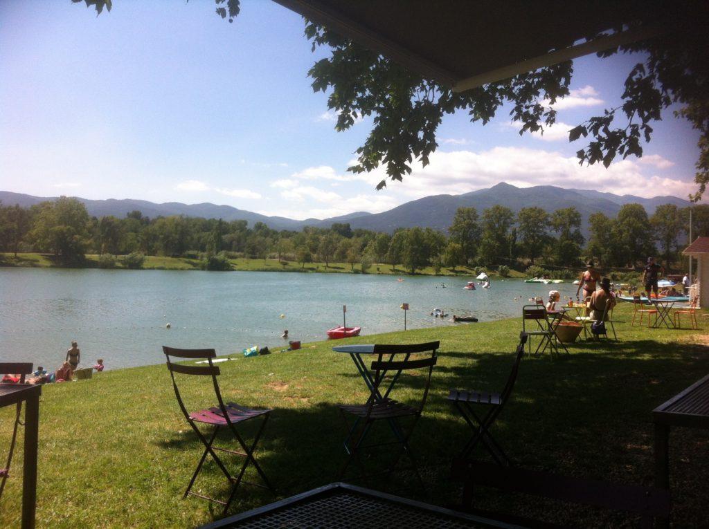 Lac de Saint Jean Pla de Corts