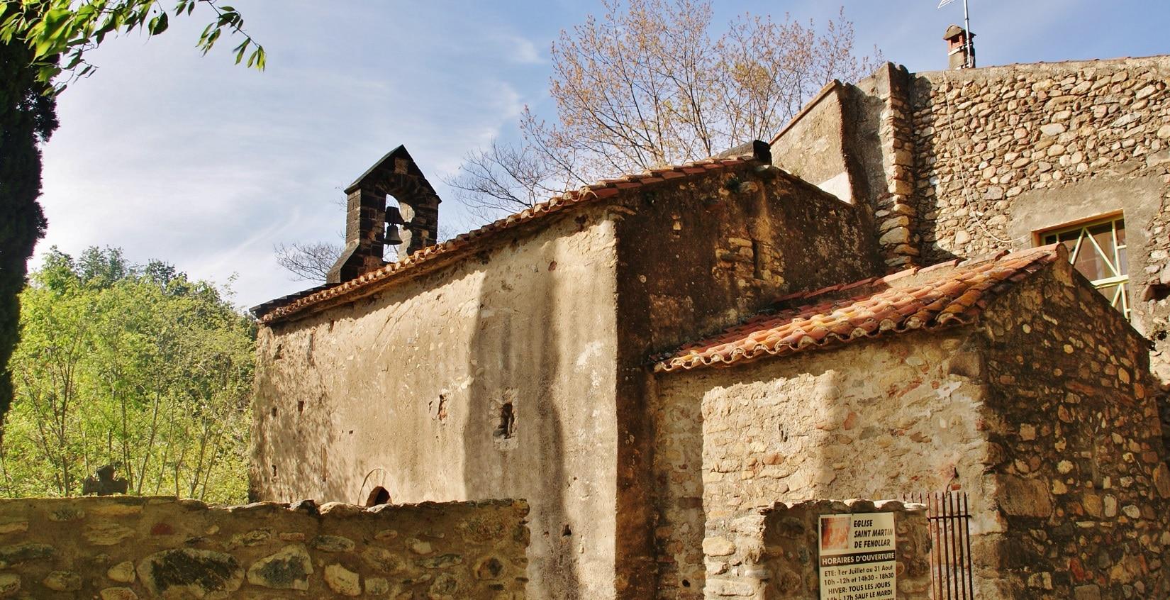 Chapelle Saint Martin de Fenollar - Maureillas Las Illas