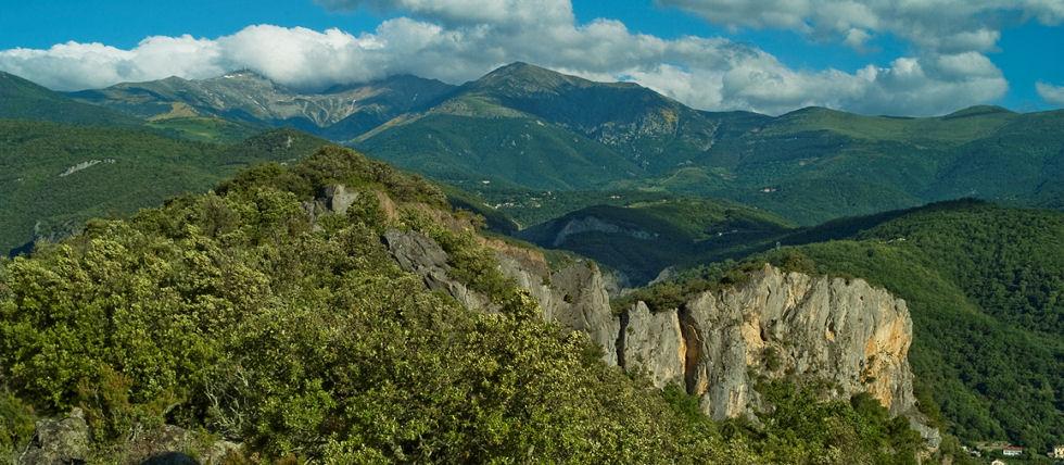 Montagne du Vallespir