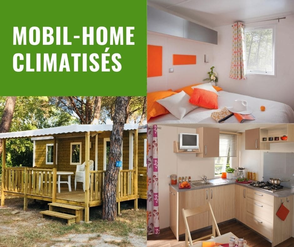 mobil-homes Camping Maureillas